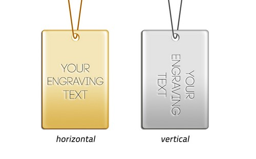 Your text to engrave