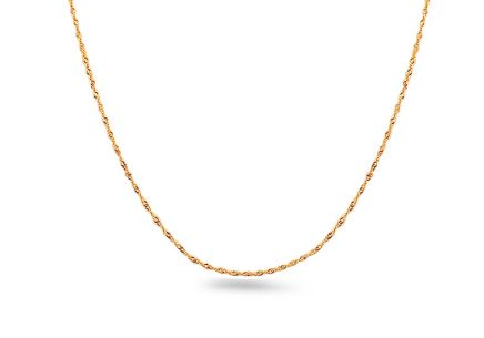 Gold chain Singapore 1.3 mm