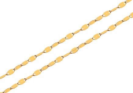 Gold Chain 1,5 mm