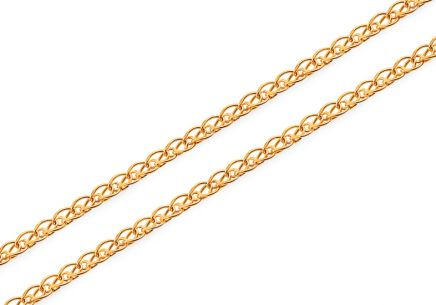 Gold Chain Heratis 2 mm
