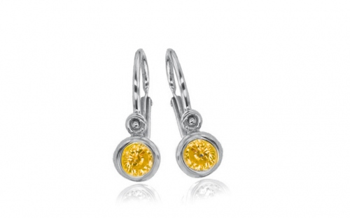 Children's Gold Earrings - 1-336-0548