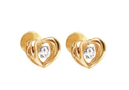 Dancing Diamond Collection Diamond Earrings