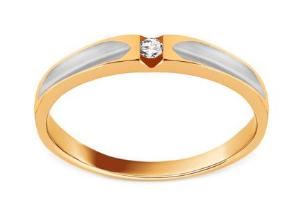 Gold Engagement Ring Pretty 15