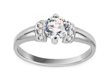 Stunning Engagement Ring Isarel 10