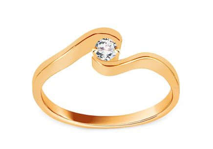 Gold Engagement Ring Magic 3