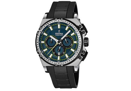 Men's Festina Chrono Bike 16970/3