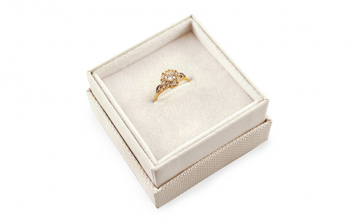 Gold Engagement Ring Isarel 7 - CSRI728