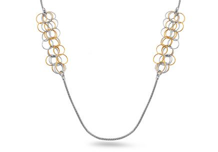 Sterling Silver Necklace fashion design