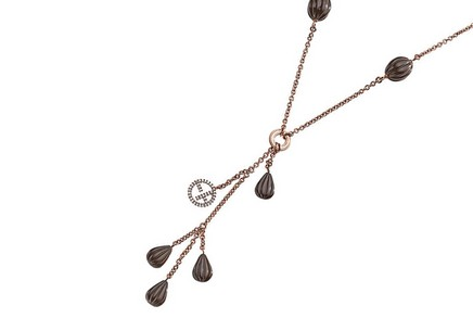 Emporio Armani Ladies Necklace EGS1577221