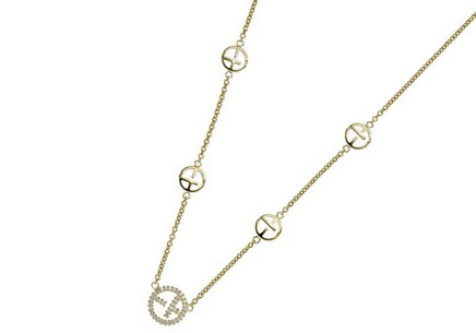 Womens Necklace Emporio Armani EG2954710