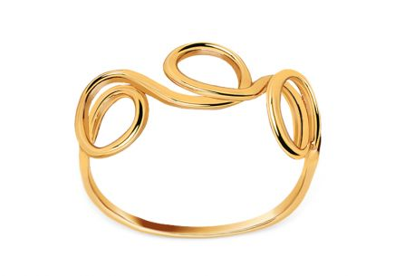 Gold Ring Heratis
