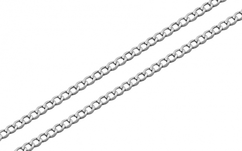 Sterling Silver chain armor 2 mm - IS1226