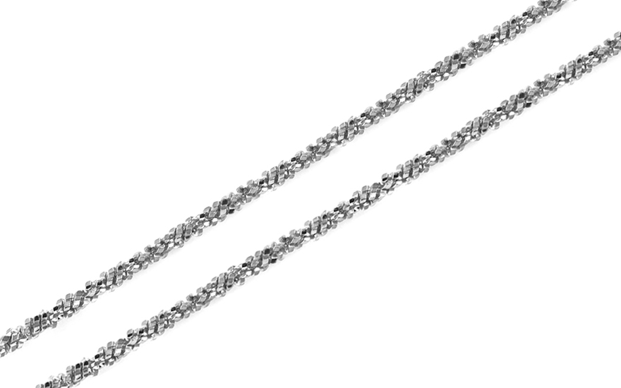 Sterling Silver necklace for women 2 mm - IS1122N