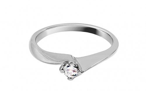 White Gold Engagement Ring Grace 6 - CS9RI1958A